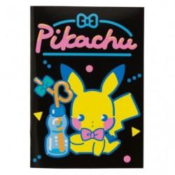A5 Cahier Note Saiko Soda japan plush