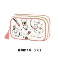 Pochette Pikachu number 025 Together japan plush