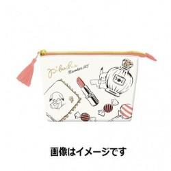 Tissu Pochette Pikachu number 025 Together japan plush