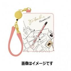 Pass Case Pikachu number 025 Together japan plush