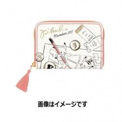 Coin Card Case Pikachu number 025 Together japan plush
