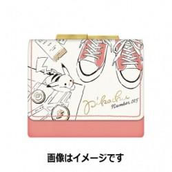Mini Porte Feuille Pikachu number 025 Together japan plush