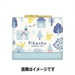 Mini Purse Pikachu number 025 japan plush