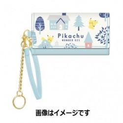 Poche Cle Pikachu number 025  japan plush