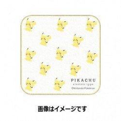 Serviette Micro Fibre Pikachu number 025 Parade japan plush