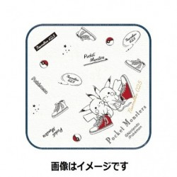 Serviette Microfibre Pikachu number 025 Sneaker japan plush