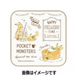 Serviette Micro Fibre Pikachu number 025 Cafe japan plush