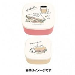Box Dejeuner Pikachu number 025 Together japan plush