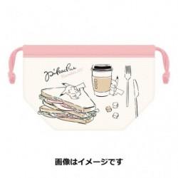 Sac Dejeuner Pikachu number 025 Together japan plush