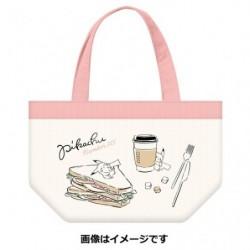 Ice Bag Pikachu number 025 Together japan plush