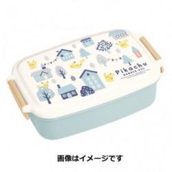 Long Lunch Box Pikachu number 025 A japan plush