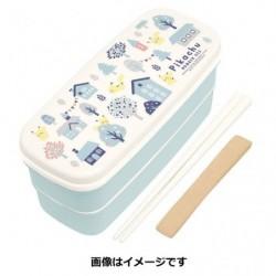 Long Lunch Box Pikachu number 025 japan plush
