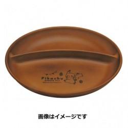 Assiette Dejeuner Pikachu number 025 japan plush