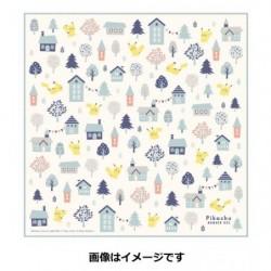 Tissu Dejeuner Pikachu number 025 japan plush