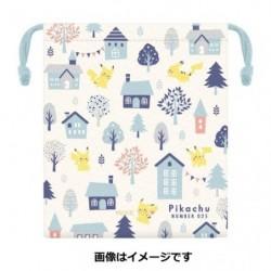 Petite Poche Pikachu number 025 japan plush