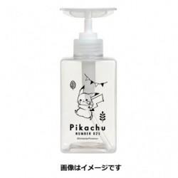 Conteneur Pikachu number 025 japan plush