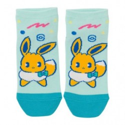 Chaussettes Courtes Mix au Lait Evoli Ruban japan plush