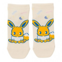Short Socks Mix au Lait Eevee japan plush
