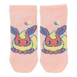 Short Socks Mix au Lait Flareon japan plush