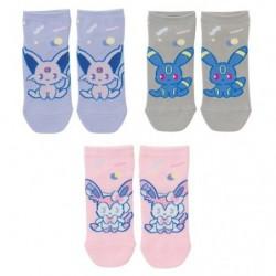 Short Socks Mix au Lait Q4 japan plush