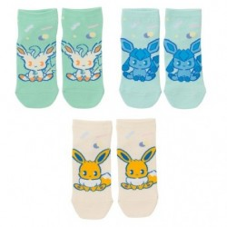 Short Socks Mix au Lait Q5 japan plush