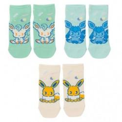 Short Socks Mix au Lait Q5 japan plush