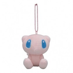 Pokemon Dolls Mew Keychain Plush japan plush