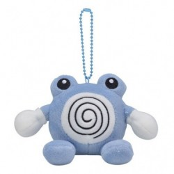 Pokemon Dolls Poliwhirl Keychain Plush japan plush