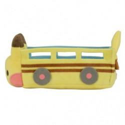 Pokemon Dolls Pikachu Bus Plush japan plush