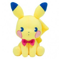 Plush Pikachu Mix au Lait japan plush