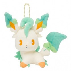 Plush Keychain Leafeon Mix au Lait japan plush