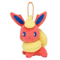 Plush Keychain Flareon Mix au Lait japan plush