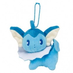 Plush Keychain Vaporeon Mix au Lait japan plush