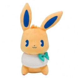 Plush Eevee Saiko Soda Eevee Mix au Lait japan plush