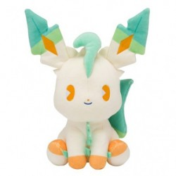 Plush Leafeon Mix au Lait japan plush