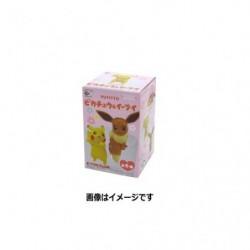 PUTITTO Pikachu Eevee Collection japan plush