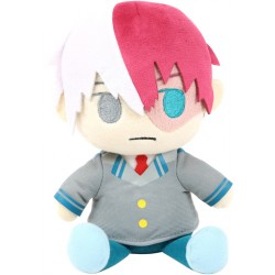 Peluche Shoto Todoroki My Hero Academia japan plush