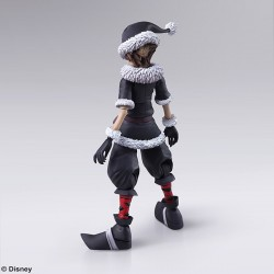 Sora Christmas Town Kingdom Hearts 2 Bring Arts japan plush