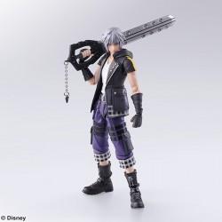 Riku Kingdom Hearts 3 Bring Arts japan plush