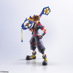 Sora Kingdom Hearts 3 Bring Arts japan plush