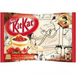 Kit Kat Mini Fraise Tiramisu japan plush