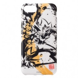 Soft Jacket for iPhone Zeraora Calligraphy Sumie Retsuden japan plush