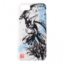 Soft Jacket iPhone 8/7/6s/6  Greninja Calligraphy Sumie Restuden japan plush