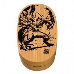 Circular Bento Box Zeraora Calligraphy Sumie Retsuden japan plush