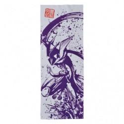Tenugui Amphinobi Calligraphie Sumie Retsuden japan plush