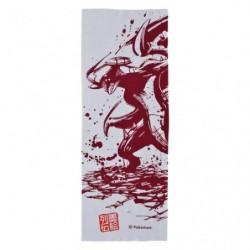 Tenugui Carchacrok Calligraphie Sumie Retsuden japan plush