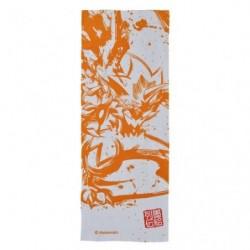 Tenugui Zeraora Calligraphy Sumie Retsuden japan plush