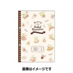 Note Pan Pikachu number 025 japan plush