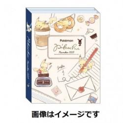 Book Note Pikachu number 025 japan plush