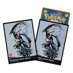 Protège-cartes Pokémon Amphinobi Calligraphie Sumie Retsuden japan plush